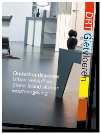 Onderhoudsadvies Living Concrete vloeren